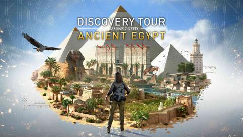Artwork Assassin's Creed Origins - Discovery Tour
