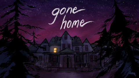 Gone Home Titelbild