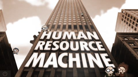 Titelbild Human Ressource Machine (©tomorrowcorporation.com)