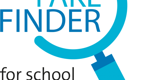 Logo SWR Fakefinder for school