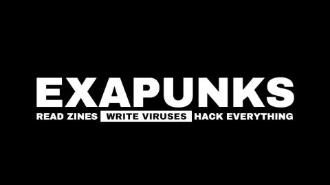 Cover EXAPUNKS